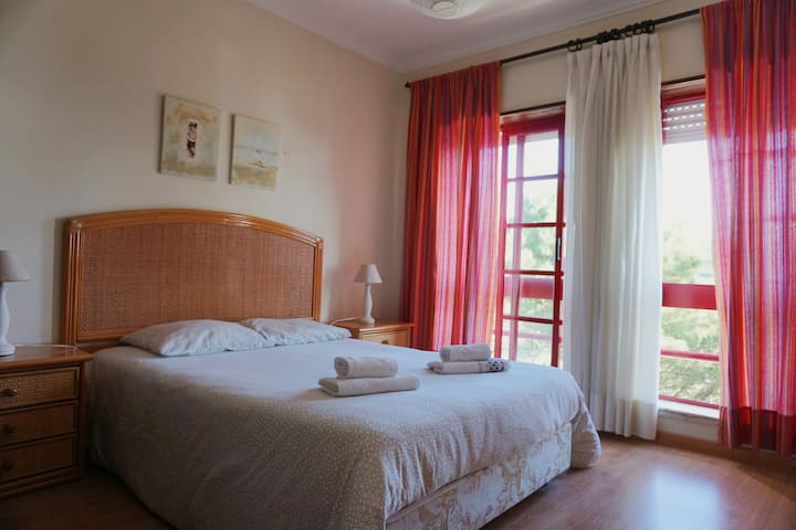 Double bedroom (situated on the ground floor)