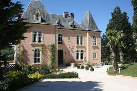 Chateau du Bois Noir - Perpezac-le-Blanc - Inap sarapan