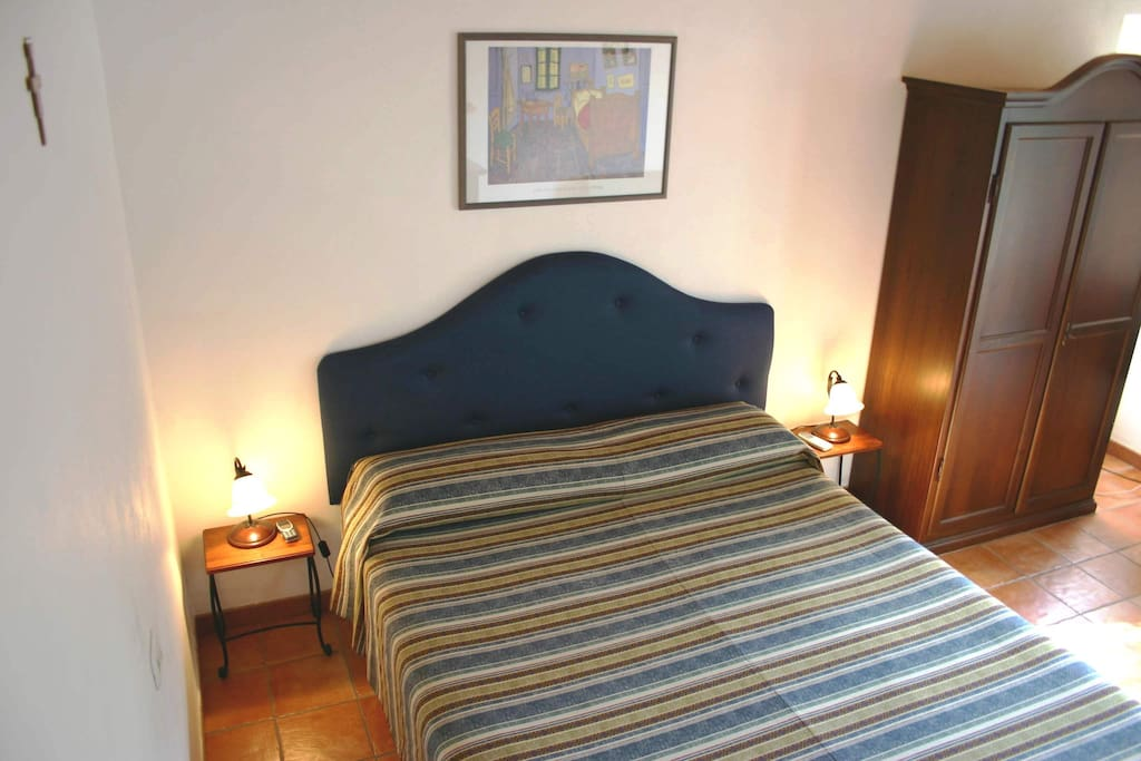 Interni - camera da letto 1