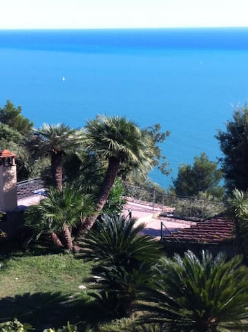 fantastic b&b in villa on the sea - Monte Marcello - House