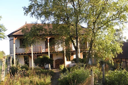 Beautiful house next to river - la Chapelle aux Chasses
