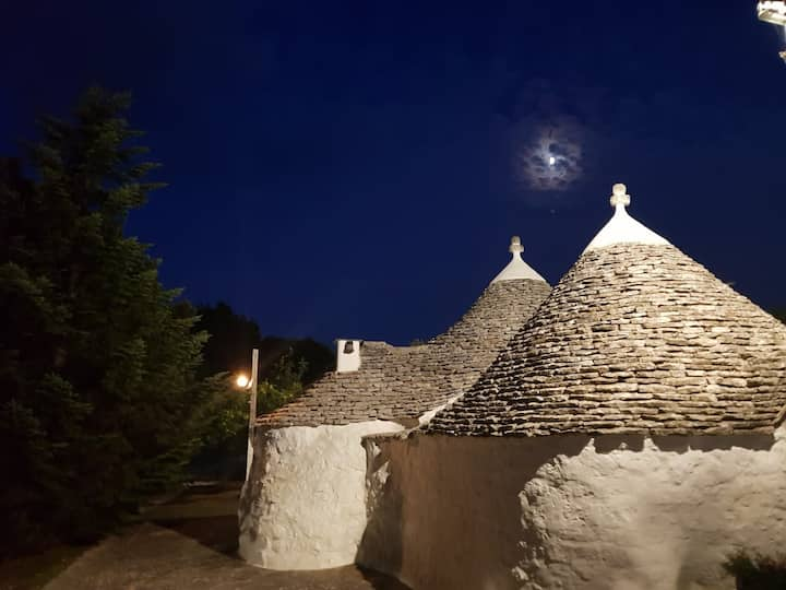 B&B Romantic Trullo -  Quite place Selva di Fasano