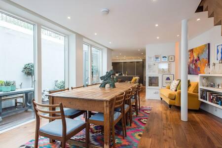 Modern Architect Designed House - London - Haus