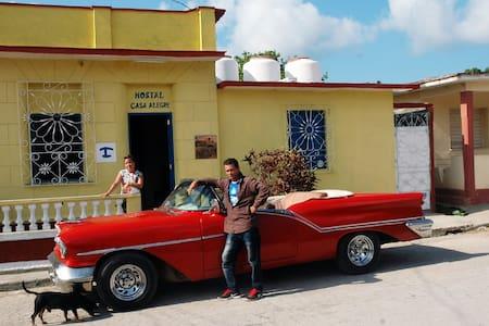 Hostal Casa Alegre (Casilda Trinida - Casilda