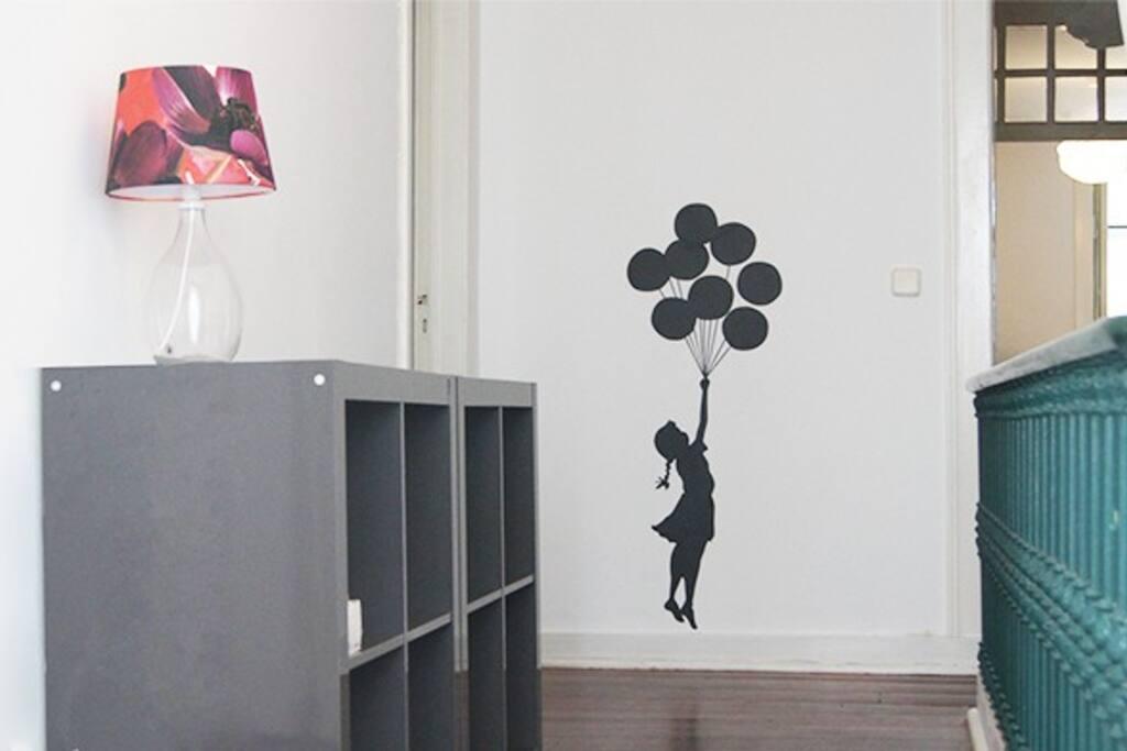 Welcome to our apartment in Bairro Alto! Enjoy!