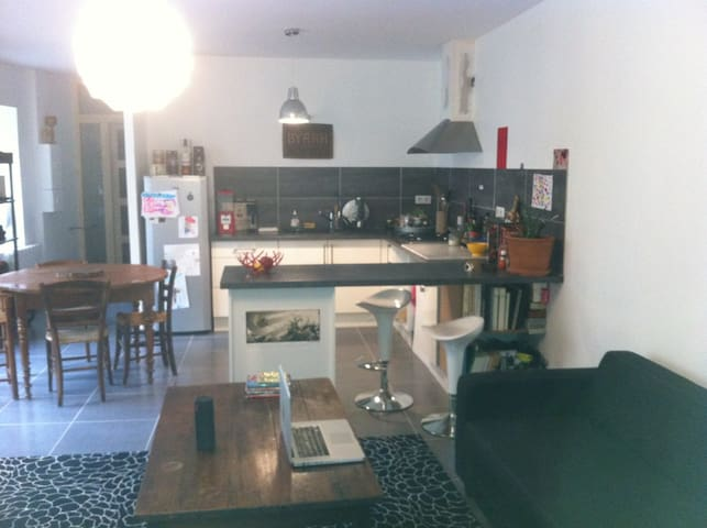 Appartement et Jardinet - Die - Wohnung