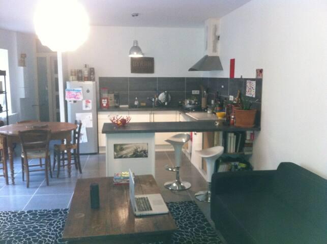 Appartement et Jardinet - Die - Apartment