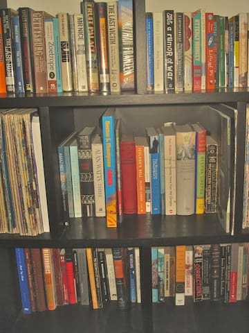 Books! For reading!