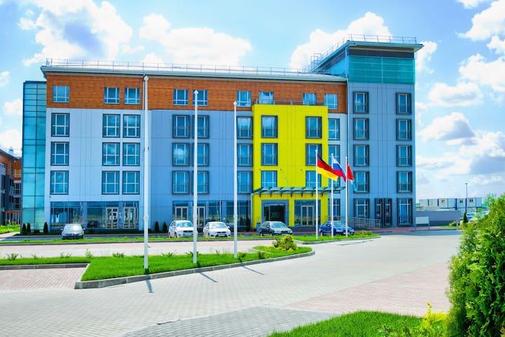 Ambassador Hotel & Suites Kaluga - калуга - Annat