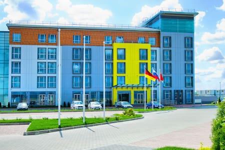 Ambassador Hotel & Suites Kaluga - калуга