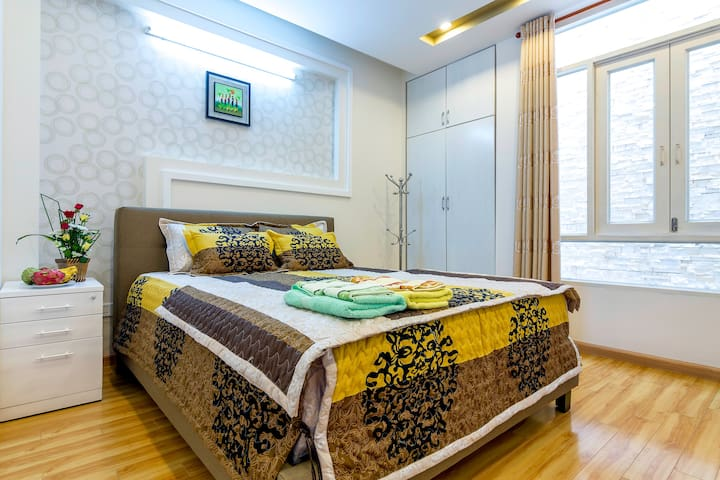 Your home in central of HCMC - HỒ CHÍ MINH CITY - Rumah