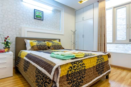 Your home in central of HCMC - HỒ CHÍ MINH CITY