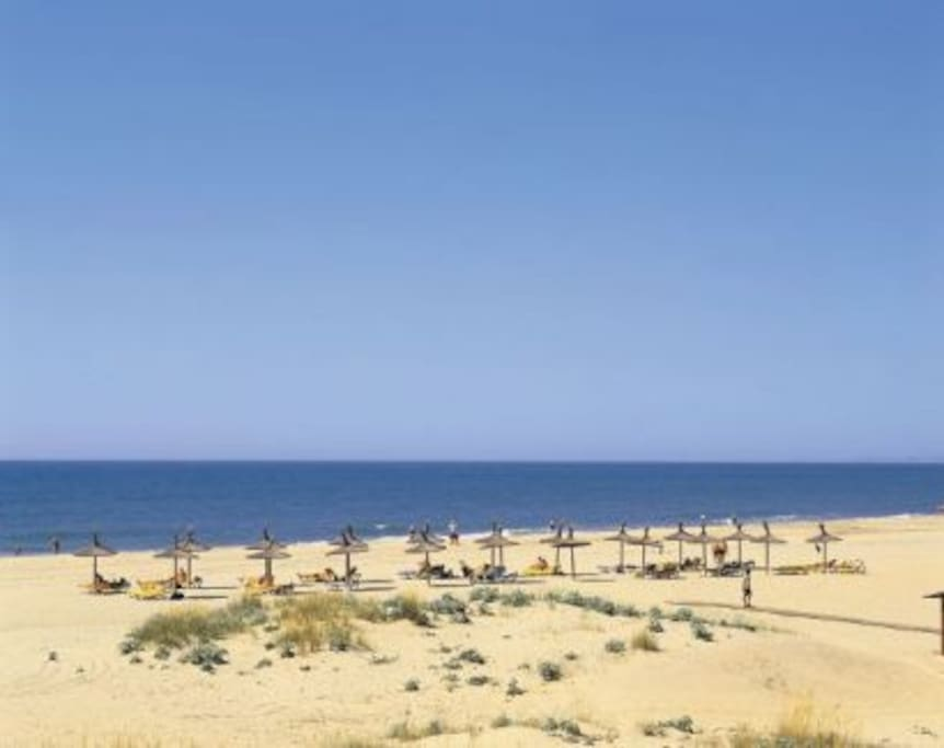 Playa Isla Cristina