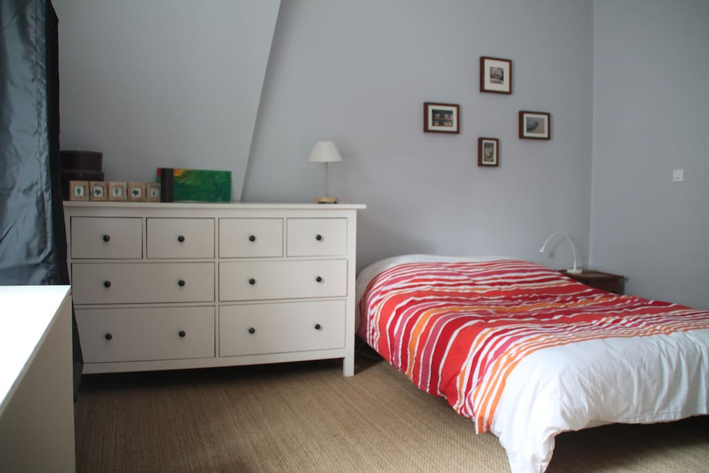 L'une des 4 chambres