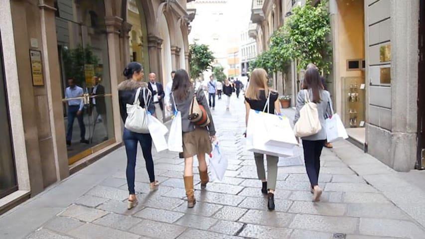 Suitelowcost Corso Venezia - Milano - Appartamento