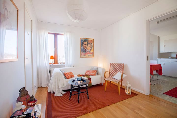 Flat near the city and the seaside - Gothenburg - Byt