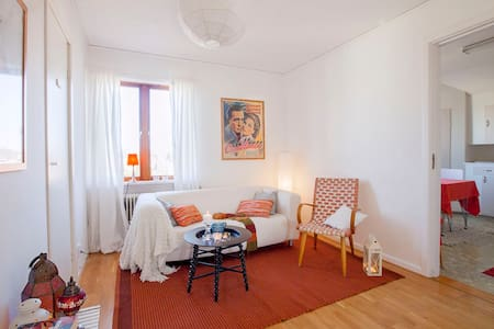 Flat near the city and the seaside - Gothenburg