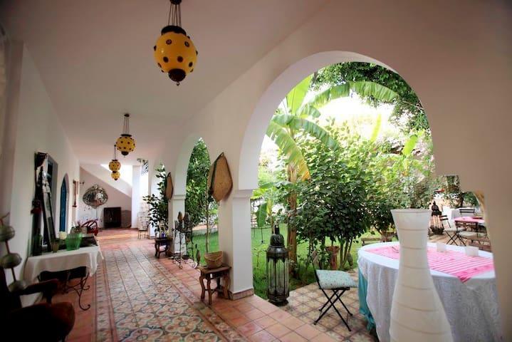Dar walili, maison d'hôtes - Asilah - Huis