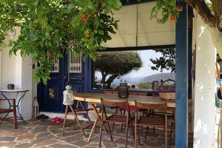 Super View House Saronic Gulf - Saronida - Ev