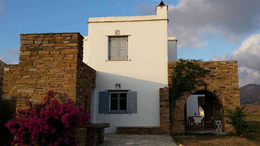 Traditional Villa in Tinos - Tripotamos - Villa