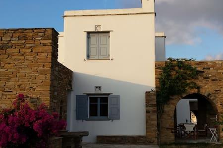 Traditional Villa in Tinos - Tripotamos