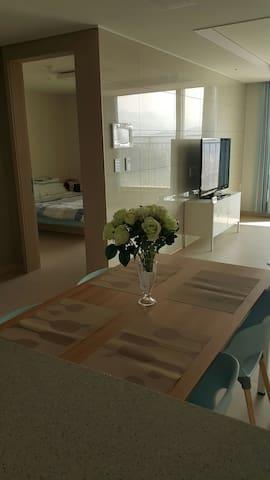 속초, 양양여행(30평 신축 APT) - 양양군 - Appartement