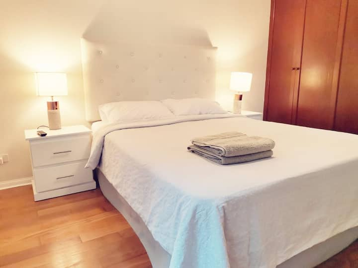 "Espacio Luxury Apartments ""Alcanfores""- Suite B"