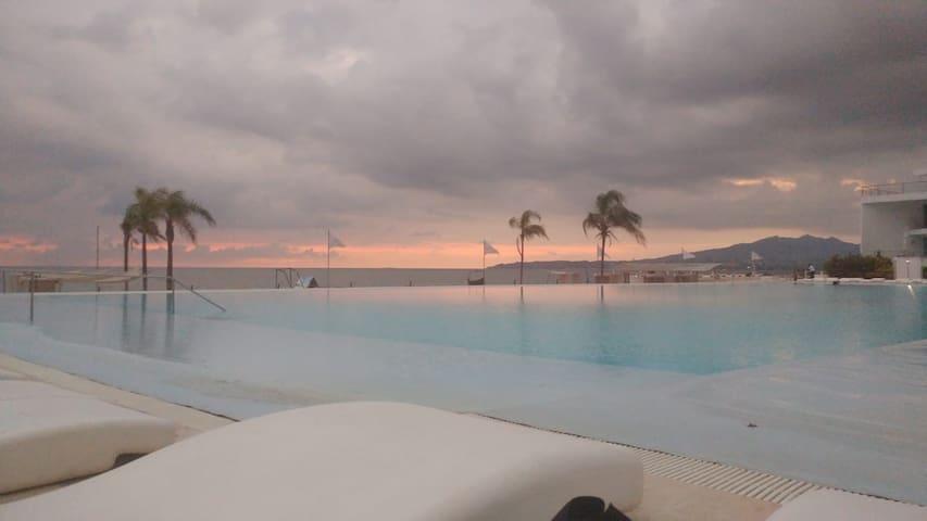 Beachfront Loft 156 at Acqua Nuevo Vallarta