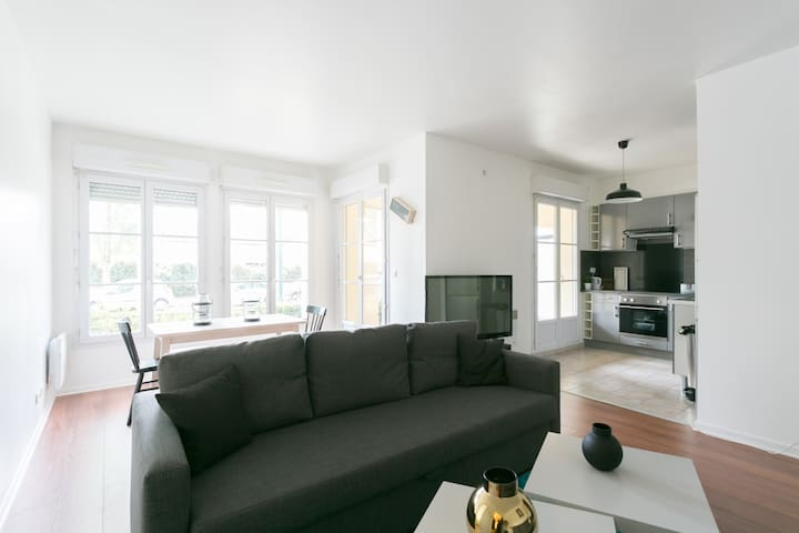 Apartment with garden / terrace Disneyland Paris