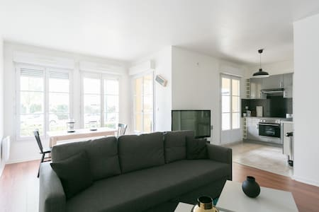 Appartement avec jardin/terrasse Disneyland Paris - Serris - Apartmen