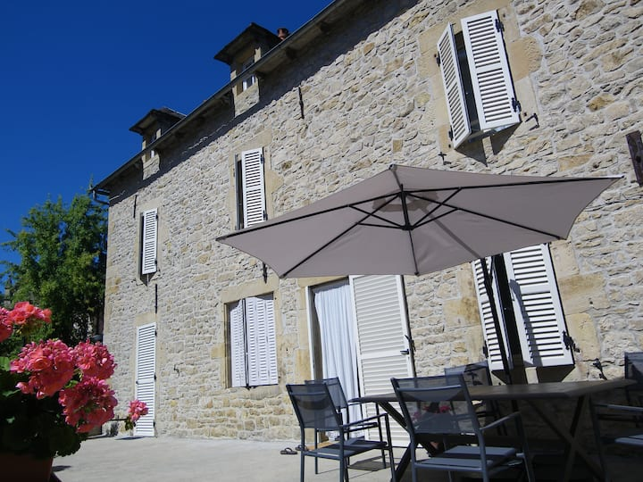 Gite Aveyron Laissac