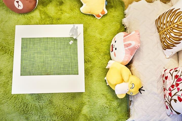 GREENHOUSE#近沈阳站#吊椅投影仪#【价格为888元的日期是已被预订的٩(˃̶͈̀௰˂̶͈́)و】