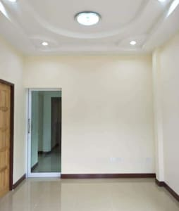 Well designed guest house with complete security