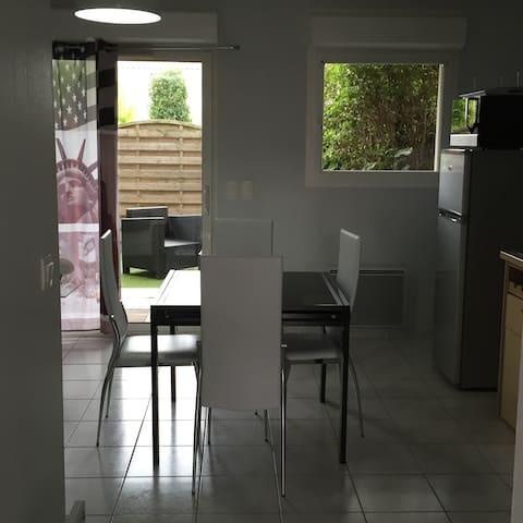 Joli T2 dans la première couronne  de La Rochelle - Puilboreau - Apartamento