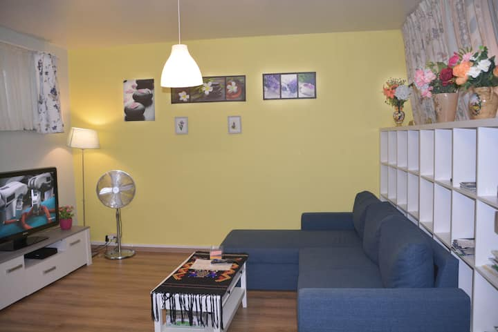 New apartment in  center of Liège
