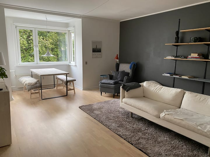 Lovely apartment with all U need in Frederiksberg
