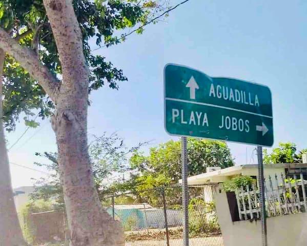 Best Ocean View Paradise in Jobos Beach, Isabela.