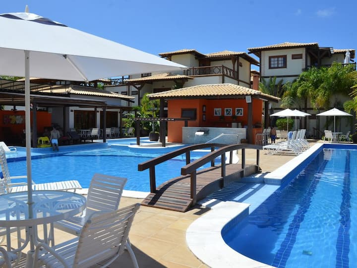 Luxury Apartment Praia do Forte 2 Bedrooms