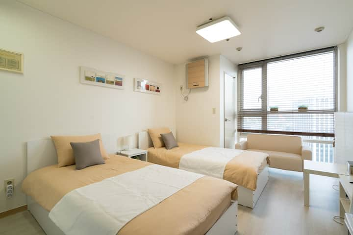 ☆60%Discounted☆ Dongdaemun Private Cozy Studio☆#15