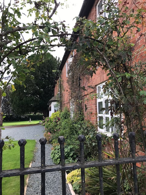 Wunderschön gelegenes Bauernhaus Aufenthalt in Shropshire