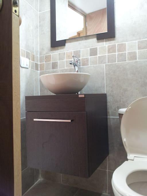bano remodelado - New Bathroom