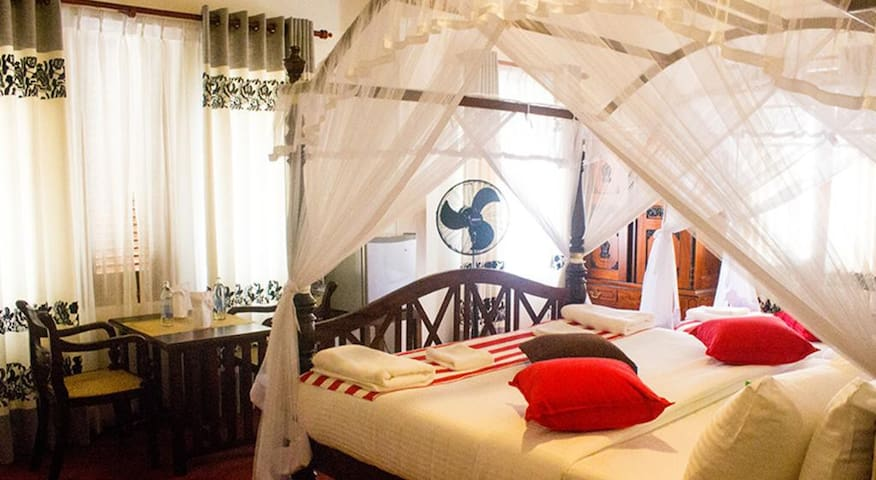 Deluxe Double Room With Free Late Check Out
