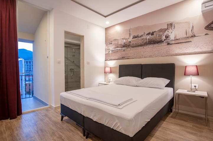 Casa Mia rooms and apartments Deluxe room ssv 2+1