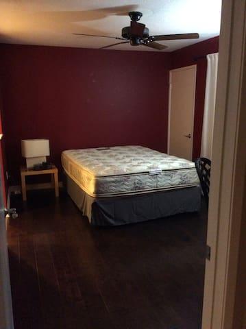 Private room and bathroom - kitchen & living area - Los Angeles - Kondominium