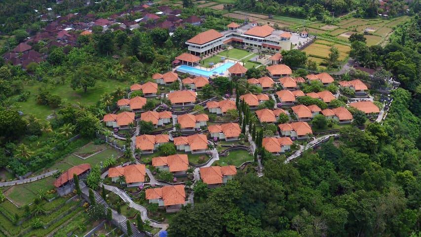 Taman Ujung Resort & Spa - Kecamatan Karangasem - Bungalow