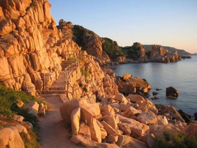 Casa vista mare Costa Paradiso