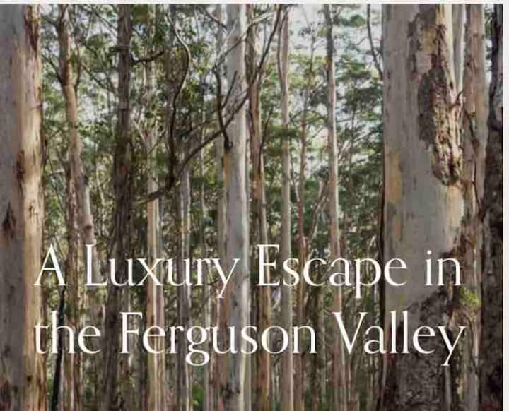 Luxury Self Catering Accommodation Ferguson Valley