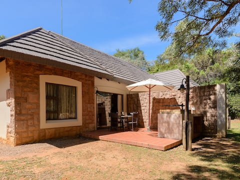 Waterberg Game Park - One Bedroom Apartment with Patio