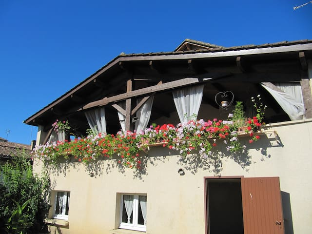 Nice house in  Monpazier - Monpazier - Talo