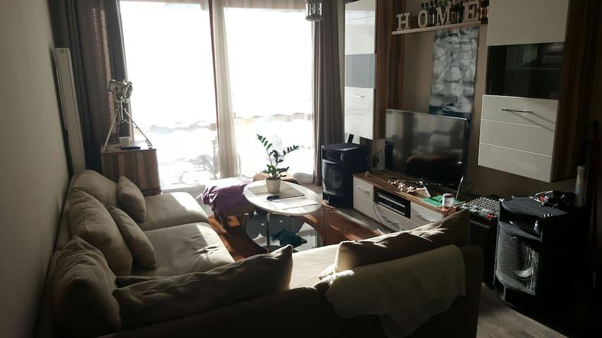 Cozy apartament near City Center - 7min. to Square - Cracovia - Departamento